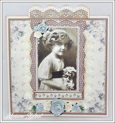 Candice paper world .: vintage