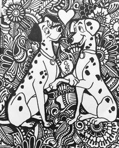 Design 101 Dalmatiens