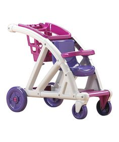 Look what I found on #zulily! Shop With Me Doll Stroller #zulilyfinds