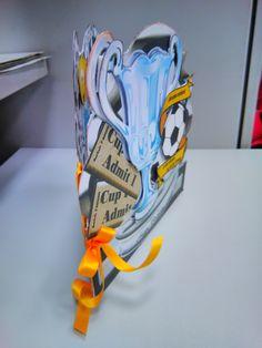 3D vrsvení poháru