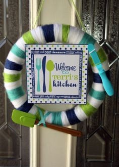 Bridal Shower Ideas: Host a Kitchen Themed Bridal Shower by Holly