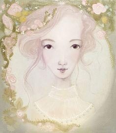léna brauner Amai, Color Schemes, Disney Characters, Fictional Characters, Aurora Sleeping Beauty, Pastel, Disney Princess, Drawings, Oc