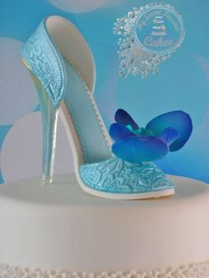 Cake with shoe ;)