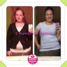 She lost 0 pounds, and 16.5 inches.  Step away from the scale people and let's just get healthier. Little bit interested?  Slimroom.myplexusproducts.com