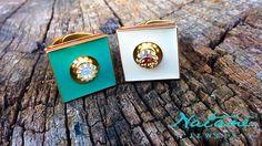 Natanè Planet rings on a tree. #ring #anello #anelli #turchese #crema #turquoise # cream #woman #fashion #style #outfit #swarovski #jewel #bijoux #door #porta #gate #girl #natanè
