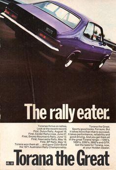 https://flic.kr/p/VszU12 | 1971 LC Holden Torana GTR XU-1 Aussie Original Magazine Advertisement | EPSON scanner image