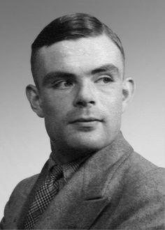 Alan Turing Father of Computer Science. Single-handedly won World War II by cracking the Enigma code