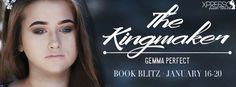 Smokin' Hot Reads: Book Blitz and Giveaway: The Kingmaker by Gemma Perfect