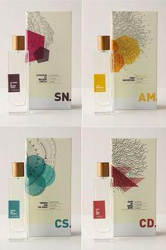 ardor: perfume packaging