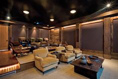 "More from ""West of Eden"", Barry Sonnenfeld's Telluride CO home theater"
