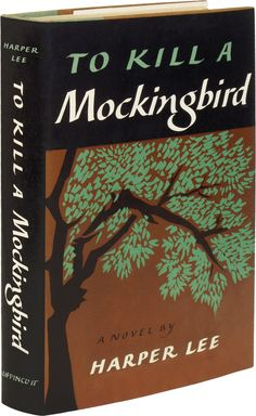 What is the author's purpose for the novel To Kill a Mockingbird?