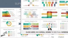 Infographic Powerpoint, Diagram Chart, Powerpoint Presentation Templates, Map, Design, Maps, Design Comics, Peta