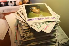 Get some more Polaroid film for summer?