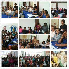 #PhotoGrid Reunion Nacional de MUJERES casa politica proximo presidente don LUIS ABINADER