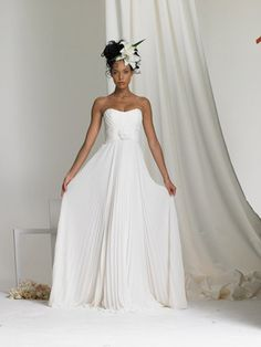 Bari Jay Dress  | More here: http://mylusciouslife.com/help-me-with-my-wedding-budget-wedding-dress-ideas/