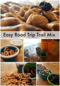 Do you get hung up planning road trip snacks? This easy road trip trail mix formula can be customized to your family's individual tastes and preferences. Road Trip Snacks, Travel Snacks, Travel Activities, Road Trip With Kids, Family Road Trips, Travel With Kids, Airport Food, Travel Tips, Travel Ideas