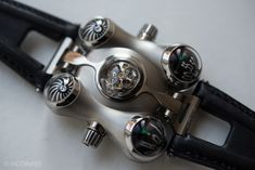 Introducing The MB&F HM6 Space Pirate (Live Pics, Pricing) — HODINKEE - Wristwatch News, Reviews, & Original Stories