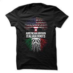 American Grown - Italian Root - #black tee #sweatshirt fashion. ORDER NOW => https://www.sunfrog.com/LifeStyle/American-Grown--Italian-Root.html?68278