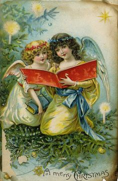 Angels with book | Flickr - Photo Sharing!