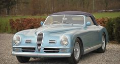 Alfa Romeo 6C 2500 SS SWB by Pinin Farina (1949)