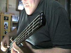 Rush Force Ten Bass Cover