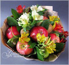 Gallery.ru / Фото #197 - Букеты из овощей и фруктов - nekto1