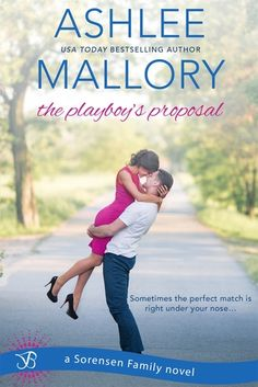 The Playboy's Proposal is the third story in the Sorensen Family series by Ashlee Mallory. It's one of the few 'sweet' romance series that I…