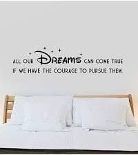 disney wall quote - Google Search