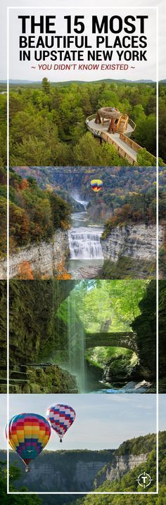 The 15 Most Beautiful Places in Upstate New York You Didn't Know Existed