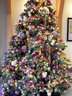 Christmas tree trimming kits custom christmas tree ornaments theme christmas tree decorating ideas solutioingenieria Choice Image