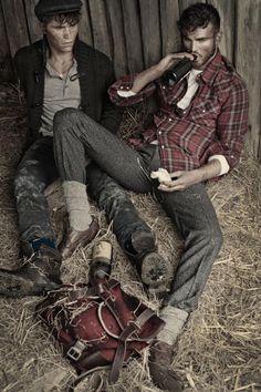 Far and Away, Oliver Cheshire, Chris Doe, Ashley Radcliff by Charl Marais | 7th Man