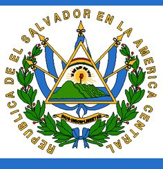 El Salvador Flag | El Salvador - National Flag and Naval Ensign