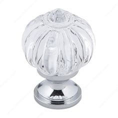 Richelieu Eclectic Inch Diameter Knobs with Clear Chrome Finish Woodworking Industry, Closet Accessories, Decorative Knobs, Ceramic Knobs, Modern Cabinets, Knobs And Pulls, Cabinet Knobs, Shower Heads, Chrome Finish