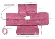 Knitted Baby Cardigan - PINK LADY - Knitting pattern with two needles and . Knitted Baby Cardigan – PINK LADY – Knitting pattern with two needles and pattern, Baby Knitting Patterns, Baby Cardigan Knitting Pattern Free, Baby Sweater Patterns, Knitted Baby Cardigan, Knitting For Kids, Baby Patterns, Knit Baby Sweaters, Pink Lady, Pull Bebe
