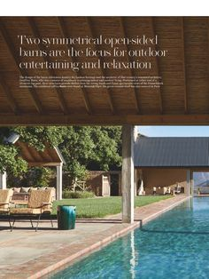 Architects, Shelter, Pergola, Relax, Barn, Indoor, Outdoor Structures, Entertaining, Country