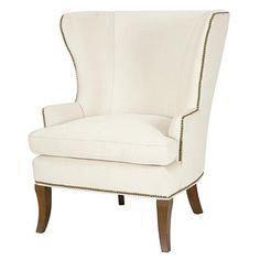 Ballard Designs Dunstan Wing Chair