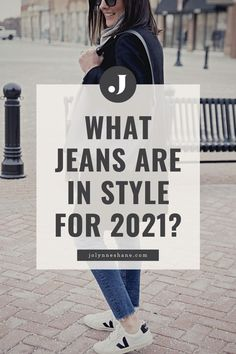 Lately I've been seeing these conversations popping up everywhere, especially now that a certain article is circulating the Internet. Basically, everyone wants to know what jeans are in style for 2021, and if they are going to have to part ways with their beloved skinny jeans. Let's discuss!
