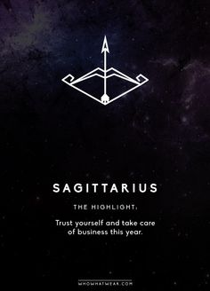 This is your power year, Sagittarius, and perhaps even one where you are totally reinventing who you are and how you show up in the world. You are going to conquer some pretty powerful issues:...