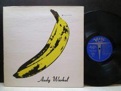 VELVET UNDERGROUND & NICO 1st STEREO 1967 Rare Unpeeled Vinyl LP N/Mint