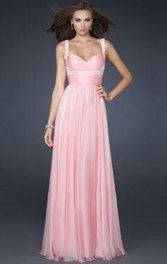 Elegant Long Pink Tailor Made Evening Prom Dress (LFNAF0002)