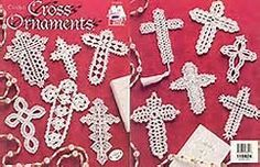 crocheted cross bookmarks patterns - Bing images