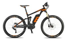 E-Bike - KTM BIKE INDUSTRIES