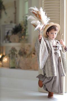 Baby Kimono, Rite Of Passage, Cute Fashion, Cute Kids, Baby Kids, Cute Animals, Crochet Hats, Japan, Babies
