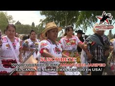Reencuentro P'urhépecha en Seattle WA - YouTube