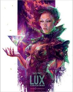 Marta Nael's Lux, a Clash of Light and Color. Deluxe Edition: Marta Nael, Ediciones Babylon: 9788415565710: Amazon.com: Books