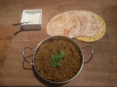 Homemade Keema Madras