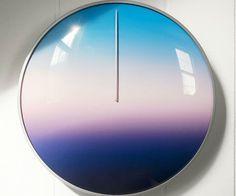 24 Hour Wall Clock - http://tiwib.co/24-hour-wall-clock/ #LightsClocks