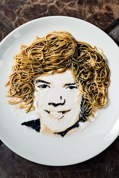 Tasty: Ryan Gosling and Harry Styles made out of noodles