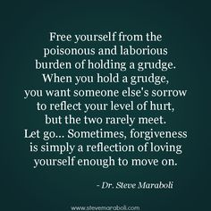 My hands are tired from holding on so right to these grudges. I am letting go. You are not welcome to stay but you are free to go. I am free. This year I dedicate my energy to truly letting go of all of it. I will be patient with the process. Holding Grudges Quotes, Grudge Quotes, Cool Words, Wise Words, Quotes To Live By, Me Quotes, Quotable Quotes, Love You, Let It Be