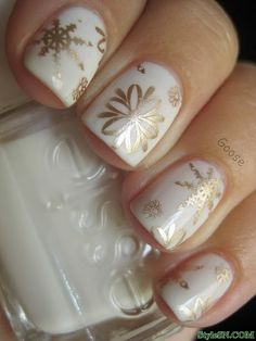 Winter Nail Art Designs Nail Art Picture 2014